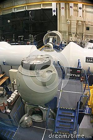 NASA Training Facility Editorial Photography