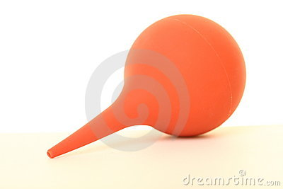 Nasal syringe