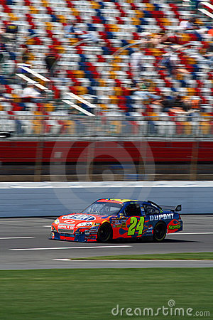 NASCAR - 2008 #24 Gordon RW4 Editorial Photography