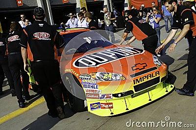 NASCAR - 2010 All Star Gordon s Team Editorial Photography