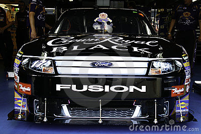 NASCAR 2010 All Star Kenseth s #17 Ford Fusion Editorial Image