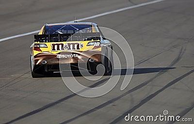 NASCAR 2012: Kobalt Tools 400 Editorial Photography