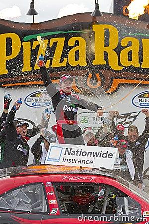 NASCAR 2012: Pioneer Hi-Bred 250 Editorial Photo