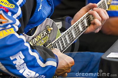NASCAR:  Apr 23 Nashville 300 Editorial Photography