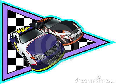 Nascar Auto Racing Free Clipart on Stock Image  Nascar Auto Racing  Image  6788751
