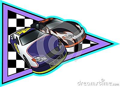 Nascar Auto Racing