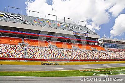 NASCAR - Charlotte Mot...
