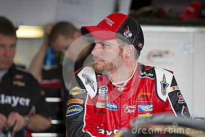 NASCAR: Dale Earnhardt Jr Editorial Photo