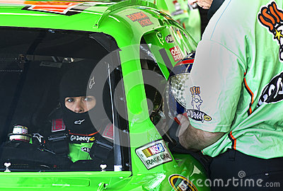 NASCAR Danica Patrick Editorial Photography