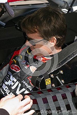 NASCAR driver Jeff Gordon Editorial Photo