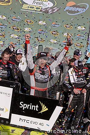 NASCAR driver Jeff Gordon Editorial Photography