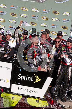 NASCAR driver Jeff Gordon Editorial Stock Image