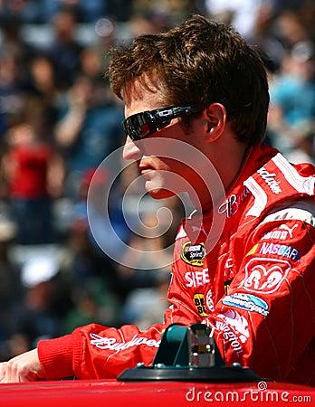 NASCAR - driver Kasey Kahne Editorial Stock Photo