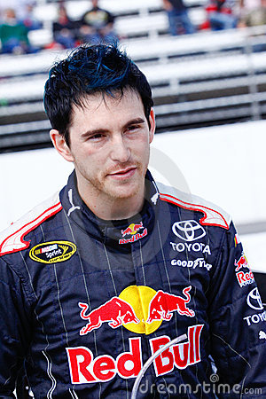 NASCAR Driver Scott Speed Editorial Photo