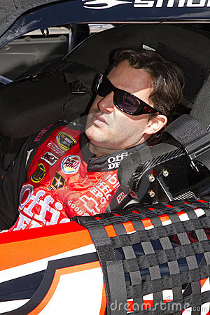 NASCAR driver Tony Stewart Editorial Stock Image