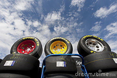 NASCAR:  Feb 27 Subway Fresh Fit 500 Editorial Image