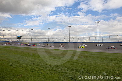 NASCAR:  February 20 Stater Bros 300 Editorial Photo