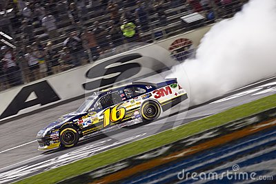 NASCAR: GREG BIFFLE Editorial Photo