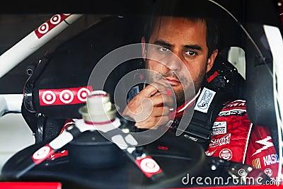NASCAR: Juan Pablo Montoya Editorial Image