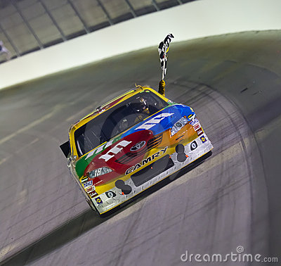 NASCAR:  Jul 09 Quaker State 400 Editorial Image