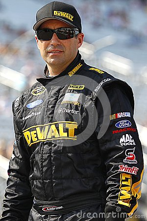 NASCAR:  Jul 13 Marcos Ambrose Editorial Stock Photo