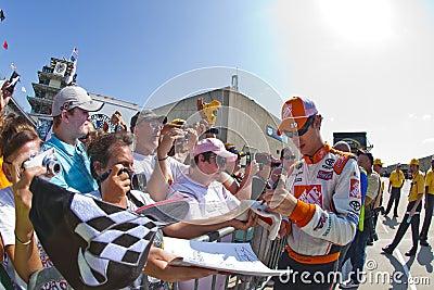NASCAR:  JULY 24 Brickyard 400 Editorial Image