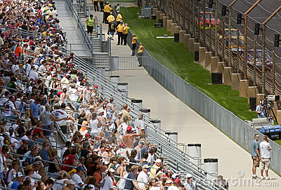NASCAR:  July 25 Allstate 400 at the Brickyard Editorial Photo