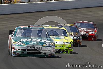NASCAR:  JULY 25 Brickyard 400 Editorial Photography