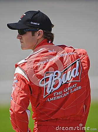 NASCAR:  June 12 Lifelock 400 Editorial Photo