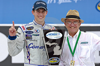NASCAR:  June 13 Michigan 200 Editorial Stock Image