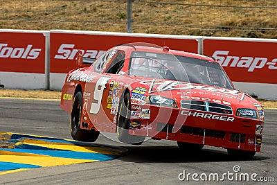 NASCAR:  June 19 Toyota/Save Mart 350 Editorial Stock Photo