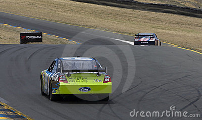 NASCAR:  June 19 Toyota/Save Mart 350 Editorial Stock Image