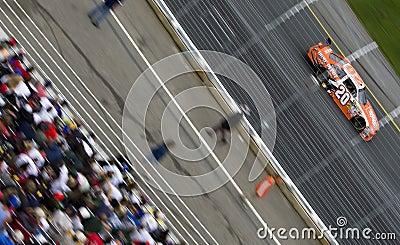 NASCAR:  June 28 Lenox Industrial Tools 301 Editorial Stock Photo