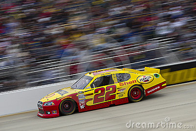 NASCAR:Kurt Busch on track at Dover Editorial Image