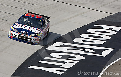 NASCAR:  March 19 Food City 500 Editorial Photography