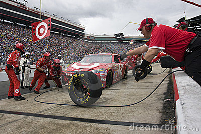 NASCAR:  March 20 Food City 500 Editorial Image