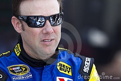 NASCAR: Matt Kenseth Editorial Stock Photo