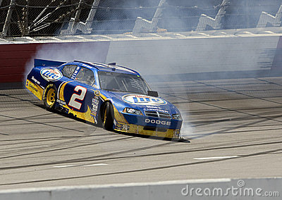 NASCAR:  May 07 Showtime Southern 500 Editorial Stock Photo