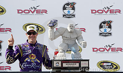 NASCAR:  May 15 FedEx 400 benefiting Autism Speaks Editorial Photography