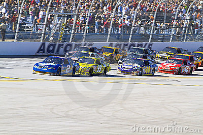 NASCAR:  November 01 Amp Energy 500 Editorial Image