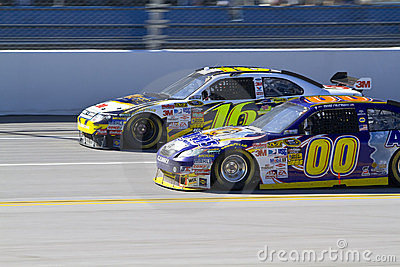 NASCAR:  November 01 Amp Energy 500 Editorial Photo