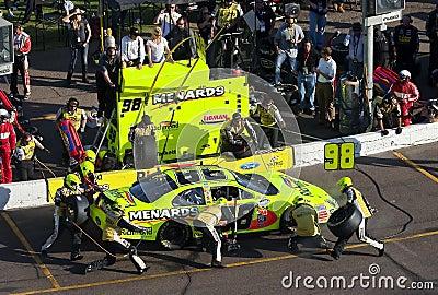 NASCAR:  November 14 Able Body Labor 200 Editorial Stock Image