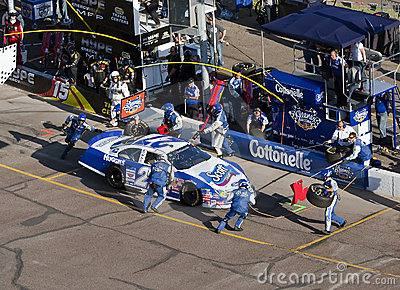 NASCAR:  November 14 Able Body Labor 200 Editorial Stock Photo