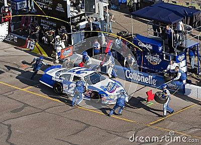 NASCAR:  November 14 Able Body Labor 200 Editorial Stock Photo