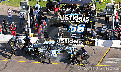 NASCAR:  November 14 Able Body Labor 200 Editorial Image