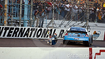 NASCAR:  November 14 Able Body Labor 200 Editorial Photography