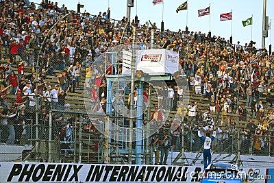 NASCAR:  November 14 Able Body Labor 200 Editorial Photo