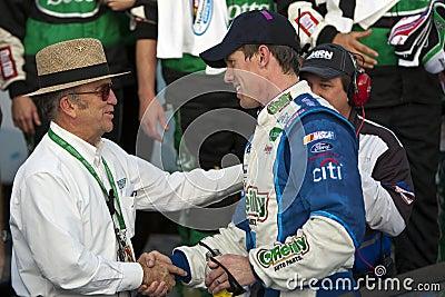 NASCAR:  November 14 Able Body Labor 200 Editorial Photography