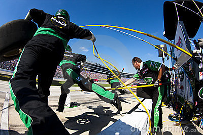 NASCAR:  November 7 O Reilly Challenge Editorial Stock Image