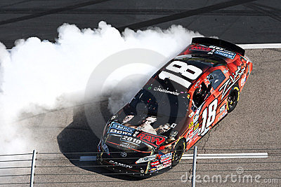 NASCAR:  November 7 O Reilly Challenge Editorial Stock Image